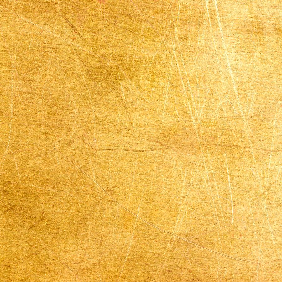 Ottone spazzodato - Brass vintage